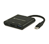 Foto de Cable CONCEPTRONIC USB-C M- HDMI H 0.15cm (DONN01B)