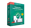 Foto de Kaspersky Internet Security 2020 3U 1a (KL1939S5CFS-20)