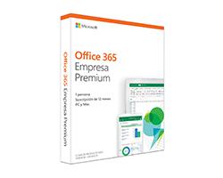 KLQ-00405 - Suit de programa Microsoft Office 365 Busines Premium Completo 1 licencia(s) 1 año(s) Español