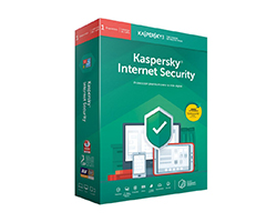 KL1939S5CFR-20 - Seguridad y antiviru Kaspersky Lab Internet Security 2020 Licencia básica 1 año(s)