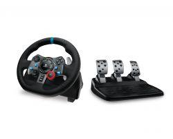 941-000113 - Mando y volant Logitech G29 Volante + Pedale PC,PlayStation 4,Playstation 3 Negro