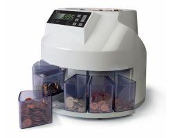 113-0547 - Contador de dinero Safescan 1250 Coin counting machine Gri