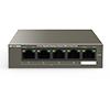 Foto de IP-COM Switch 5p 10/100 4.Poe 30w/puerto(S1105-4-PWR-H)