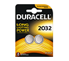 Foto de Pila botón Duracell DL2032 (CR2032)